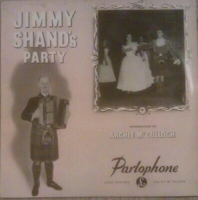 £11.04 • Buy Jimmy Shand And His Jimmy Shand's Party Vinyl .1142.