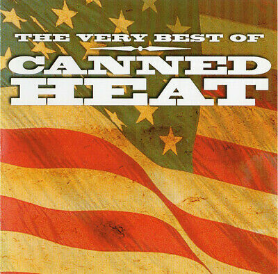 £4.96 • Buy Canned Heat The Very Best Of CD .5783.