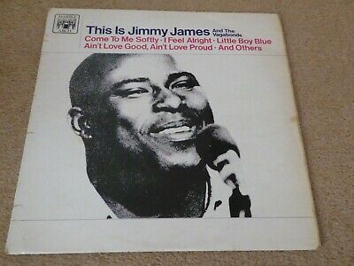 £7.99 • Buy This Is Jimmy James And The Vagabonds 1968 Vinyl Album From Pye Records Ex