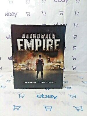 £6.36 • Buy Boardwalk Empire: The Complete First Season (Blu-ray Disc, 2012, 5-Disc Set)
