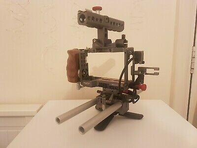 $ CDN406.81 • Buy TILTA For SONY 6300/a6500 Series Rig Cage Quick Release Baseplate + CASE