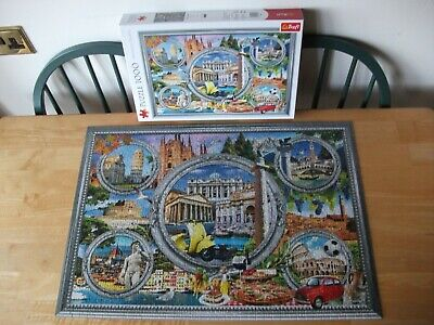 £0.99 • Buy Trefl  Italian Holiday  1 X 1000 Puzzle Excellent Condition