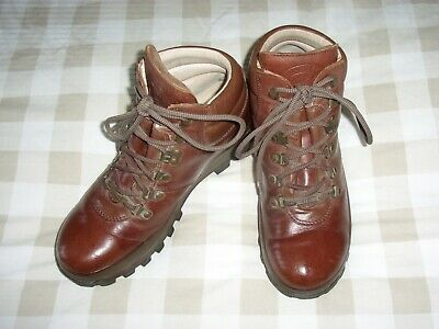 £23 • Buy Ladies Hiking/walking/trail Boots Size 7 By Brasher