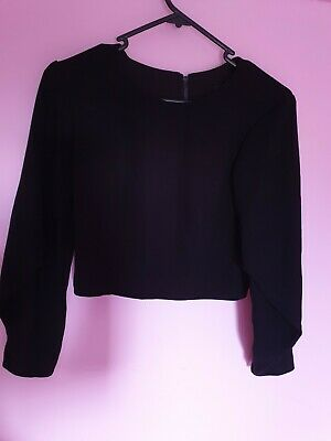 £8.72 • Buy Cue Long Sleeve Top Size 8