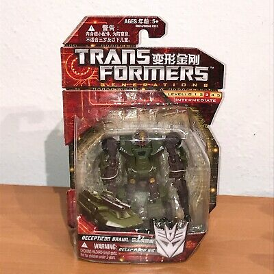 £7.09 • Buy Transformers Generations Gdo Scout Class Decepticon Brawl New In Package