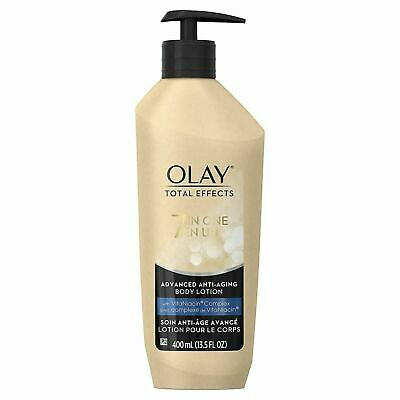 AU42.44 • Buy Olay Total Effects 7 In One Advanced Anti Aging Body Lotion 400gm