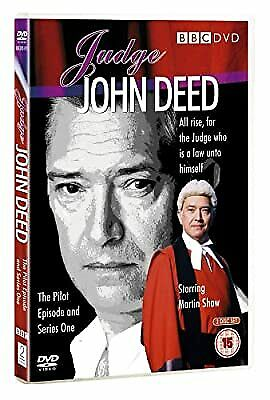 £4.63 • Buy Judge John Deed : Pilot & Complete BBC Series 1 [2001] [DVD], , Used; Acceptable