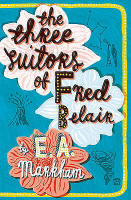 £1.30 • Buy The Three Suitors Of Fred Belair By E. A. Markham (Paperback, 2009)