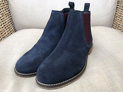£34.99 • Buy Rydale Kirby Suede Chelsea Boots Navy/plum Size 9 Brand New Rrp £79.99 Very Nice