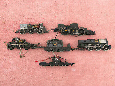 £0.99 • Buy Hornby, Bachmann, Mainline, Triang: Six Scrapyard Loco Chassis - Spares/repair