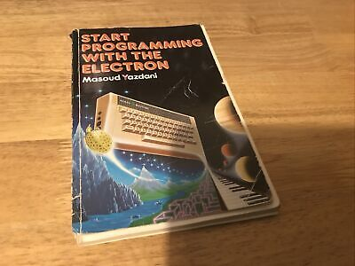 £0.99 • Buy Acorn Electron Book - Start Programming With The Electron