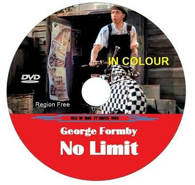 £5.99 • Buy George Formby. No Limit, In Colour, Yes In Colour Dvd