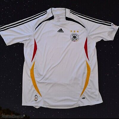 £18.99 • Buy Germany World Cup 2006 Football Shirt By Adidas XL Jersey Retro Vintage