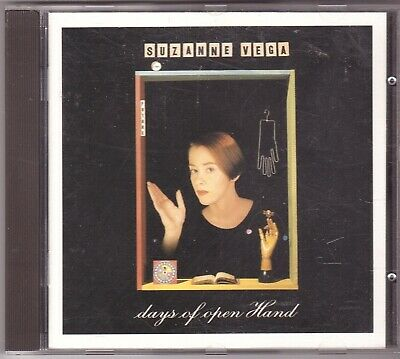 £1.28 • Buy Suzanne Vega - Days Of Open Hand (CD 1990)
