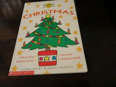 £4.99 • Buy Themes For Early Years Christmas Scholastic EYSF Book / Idea's / Activities