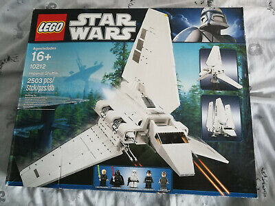 £800 • Buy LEGO Star Wars Imperial Shuttle (10212) UCS Collectors New And Sealed