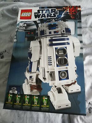 £230 • Buy LEGO Star Wars R2-D2 (10225) UCS Collectors New And Sealed, Hard To Find Retired