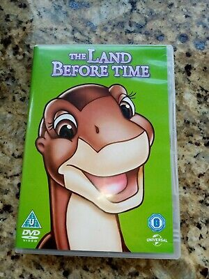 £2 • Buy The Land Before Time Dvd