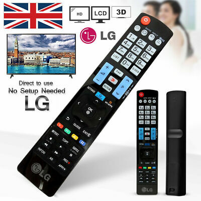 £5.94 • Buy For LG TV Remote Control For All 2000-2019 YEARS LG 3D LCD LED Smart HD UK