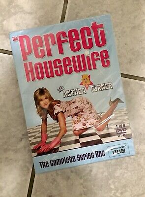 £34.95 • Buy New DVD Box Set THE PERFECT HOUSEWIFE Complete Season 1 BBC Series Anthea Turner