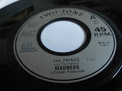 £3.49 • Buy Madness The Prince / Madness 7  1979 Jukebox Two-Tone CHS TT3