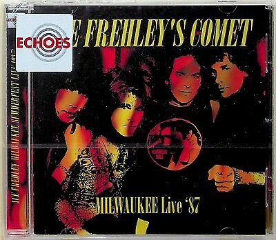 £7.99 • Buy Ace Frehley & Frehley's Comets– Milwaukee Summerfest Live 1987 CD NEW Kiss