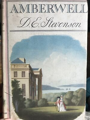£5 • Buy Amberwell By D.E.Stevenson First Edition 1955