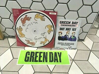 £29.98 • Buy GREEN DAY WHEN I COME AROUND 1995 UK  New 7  VINYL NUMBERED PICTURE DISC + Punk