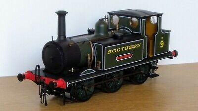 £195 • Buy Dapol 0 Gauge 'Terrier' Southern Green IOW 9 Fishbourne 7S-010-010. Run-in Only