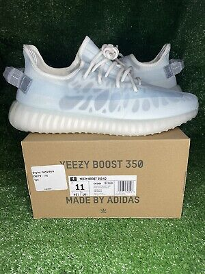 $ CDN420.23 • Buy Adidas Yeezy Boost 350 V2 Mono Ice Size 11 RESERVATION CONFIRMED