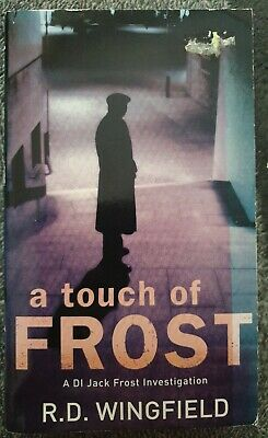 £2.50 • Buy TOUCH OF FROST_ A By R. D. Wingfield (Paperback, 1996)