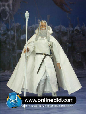 £29.95 • Buy DiD 1/6 Figure 12  Lord Of The Rings LOTR Return Of The King GANDALF The White