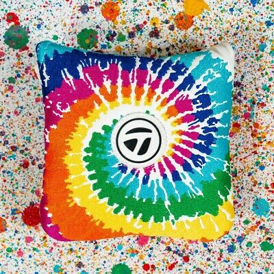 £95 • Buy **NEW** Taylormade Spider Putter Head Cover. Tie Dye Limited Edition.