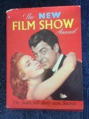£3 • Buy The New Film Show Annual C1955