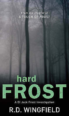 £4.15 • Buy Hard Frost By R. D. Wingfield (Paperback, 1997) - Good Condition