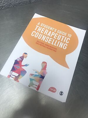 £17.99 • Buy A Student's Guide To Therapeutic Counselling By Kelly Budd - New - Free Postage