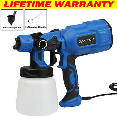 £48.04 • Buy Electric Paint Sprayer Airless Handheld Spray Gun Wall Fence Furniture Painting