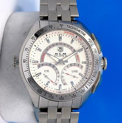 £2017.23 • Buy Mens Tag Heuer Mercedes SLR Calibre S Laptimer Watch - 47MM - CAG7011