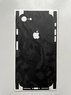$ CDN10.39 • Buy Dbrand Black Camo Skin For IPhone 8 (fits IPhone SE 2020 But Logo Is Higher)
