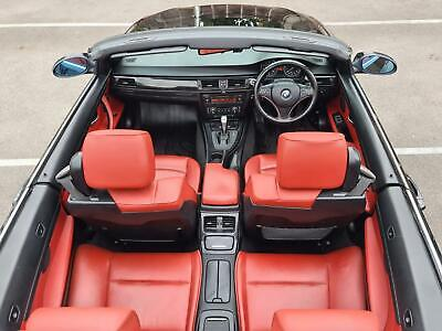 £5875 • Buy 2007 BMW 3 Series 325 I SE Automatic RED Leather CONVERTIBLE . PX OK . Nice One