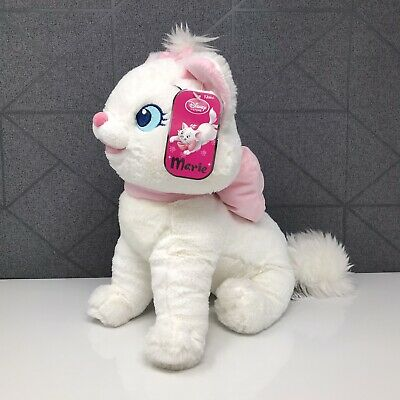 """£15 • Buy Disney Store Marie (Aristocats) Stamped Soft Plush Toy 