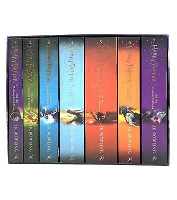 $ CDN58.99 • Buy Harry Potter Box Set: Complete Collection By J. K. Rowling
