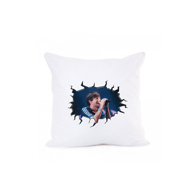 £13 • Buy Louis Tomlinson 1D One Direction TPWK Pillow Case Cushion Cover Sofa Decor
