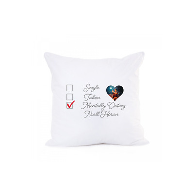 £13 • Buy Mentally Dating Niall Horan 1D One Direction Pillow Case Cushion Cover Sofa