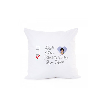 £13 • Buy Mentally Dating Zayn Malik 1D One Direction Pillow Case Cushion Cover Sofa