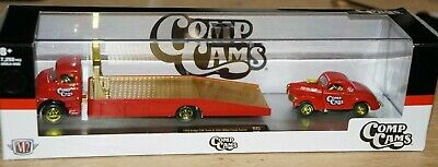 $ CDN38.47 • Buy M2 Machines 1958 Dodge COE Truck 1941 Willys Coupe Gasser Comp Cams CHASE 1/750