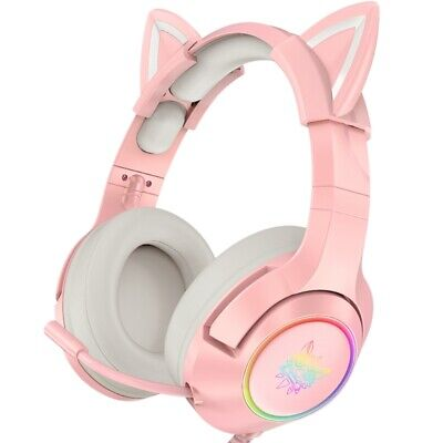 AU39.99 • Buy ONIKUMA K9 Gaming Headset RGB Compatible With Computers, Mac Xbox One,PS4 S A9Q5
