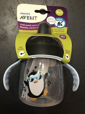 £5.06 • Buy Philips Avent Penguin Hard Spout Sippy Cup 9m+