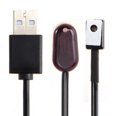 £7.05 • Buy Infrared Remote Control Receiver Emitter USB Adapter IR Extender Repeater