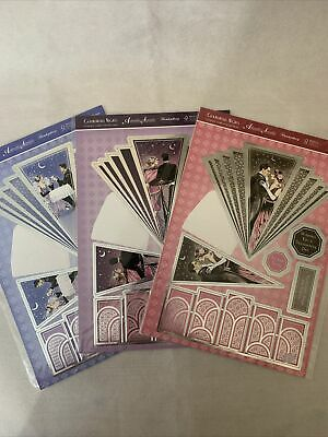£3.50 • Buy Glamorous Nights Art Deco Luxury Card Collection Card Crafts Cut Outs